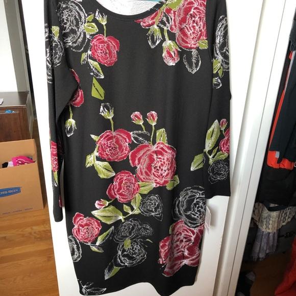 LuLaRoe Dresses & Skirts - Lularoe elegant Debbie dress